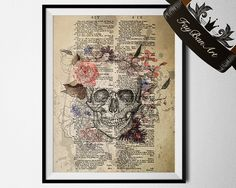 skull, flower, vector, rose, mexican, watercolor, pattern, day, dead, art, skeleton, sketch, death, gothic, human, halloween, decoration, scream, floral, white, ornament, tattoo, sign, symbol, head, graphic, drawing, black, fashion, abstract, illustration, bone, retro, texture, design, colorful, horror, sugar, vintage, background, grunge, drawn, hand    _Copy right: Fayezeh Banisaeid    _Media: Photoshop Mixed Media     _Dimension: 8 x 10 Inch    _Resolution: 300 dpi    _Size: 8.93 MB…