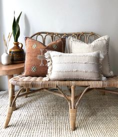 Moroccan Cushions With Cane Furniture Aztec House Boho Moroccan Cactus Pillow Australia Bohopillow Bohocushion Moroccanpillow Sabrasilk Cactussilkcushion Cushionsaustralia Cushionaustralia Bohodecor Decoraustralia Interior Design Living Room, Living Room Decor, Bedroom Decor, Home Decor Styles, Cheap Home Decor, California Decor, Moroccan Cushions, Bohemian Pillows, Cane Furniture