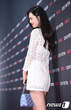 Sulli #Louis Vuitton