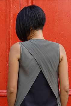 Ervi's entry #tessuitcolourinthirds Competition, Backless, One Shoulder, Colour, Inspiration, Dresses, Women, Style, Fashion