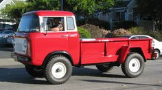 1960 Willys Jeep FC 170 C.O.E. Truck