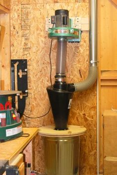 Harbor Freight Dust Collector Modifications with Supporting Data