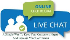 Live Chat Feature - A Simple Way To Keep Your Customers Happy And Increase Your Conversion