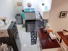 Ideas For Living Room Kitchen Combo Small Interiors