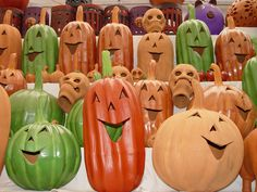 calabazas de barro November 2, Pumpkins, Mud
