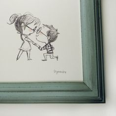 Will You Art Print   perfect gift for your love by GenevieveSantos, $20.00