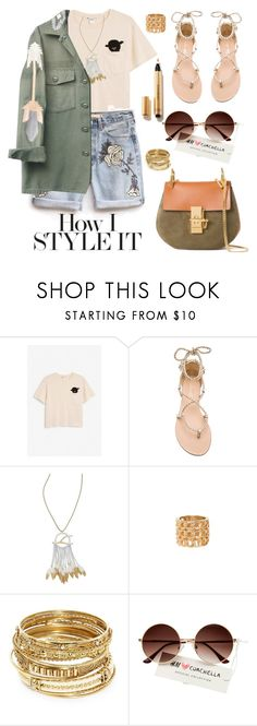 """""""My Mood Today"""" by lidia-solymosi ❤ liked on Polyvore featuring Monki, Splendid, Tory Burch and ABS by Allen Schwartz"""