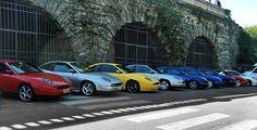 Fiat Coupè Passion Raduno 20 anni @GTClassic