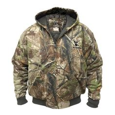 BuckedUp® APG Realtree Camo Bomber oz Twill Jacket with pockets. Camo Outfits, Fishing Outfits, Casual Outfits, Camo Bomber Jacket, Hoodie Jacket, Camo Sweatshirt, Hunting Shirts, Hunting Clothes, Hunting Jackets