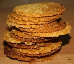 Knackig feine und goldene Kokosnuss von Philippe Conticini - Patiseb - +++ Petits biscuits, confiseries et autres gourmandises à offrir +++ - Gesundheit und Fitness Desserts With Biscuits, Cookie Desserts, Cookie Recipes, Snack Recipes, Dessert Biscuits, Bolacha Cookies, Galletas Cookies, Cupcake Cookies, Biscuit Recipe