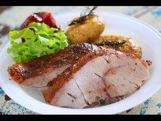 Pernil na panela de pressão - PryMazzei - YouTube Steak, Food, Youtube, Christmas, Roast Beef In Oven, Meat Recipes, Restaurants, Meals, Xmas