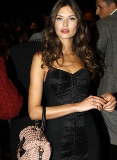 Bianca Balti in Dolce&Gabbana: Dolce&Gabbana Fall Winter 2012-2013