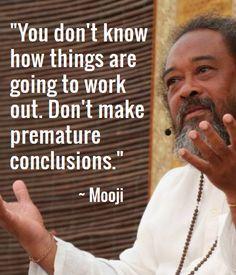#mooji #mindfulness
