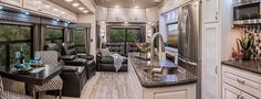 Luxe Full Time Fifth Wheel | Luxury Fifth Wheel RVs | Augusta RV