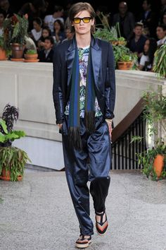 Paul Smith Spring 2015 Menswear Collection on Style.com: Runway Review