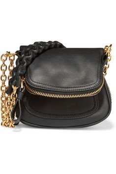 c43d1accfa9c TOM FORD Jennifer Mini Textured-Leather Shoulder Bag.  tomford  bags   shoulder
