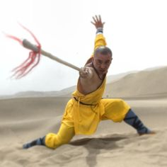 Chinese Kung Fu Spear - Learn more about New Life Kung Fu at newlifekungfu.com
