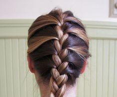 Französisch Braid Frisuren   #braid #franzosisch #frisuren