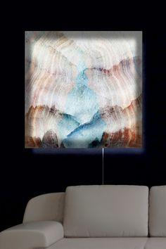 Oliver Gal Gallery Selo LED Lightbox