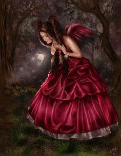 A Fairy Friend image by jade95_2010 - Photobucket