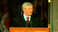 Stephen Harper - The Canadian Public Don't Care I Broke The Law. Sorry Stephen, once is more than enough for a prime minster, twice is worse but as you continue to do it, it means YOU don't care about breaking the laws of Canada.
