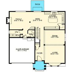 Craftsman with Many Options - 23462JD   Craftsman, Northwest, Shingle, Narrow Lot, Photo Gallery, 2nd Floor Master Suite, Bonus Room, CAD Available, PDF   Architectural Designs
