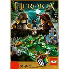 LEGO Heroica Waldurk Forest 3858 - Hidden in the ruins of Waldurk Forest, the Dark Druid is restoring his strength. You must use all your skill and power to find your way past his lurking monsters, but can you escape with the Chalice of Life? http://www.besttoykits.com/lego-heroica-waldurk-forest-3858/