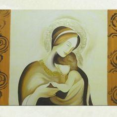 Capezzali moderni stilizzati dipinti con effetti materici for Capezzali moderni stilizzati