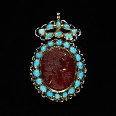 1630-1670 German Pendant at the Victoria and Albert Museum, London