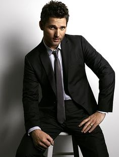 Eric Bana (voice of the hammerhead shark from Finding Nemo)