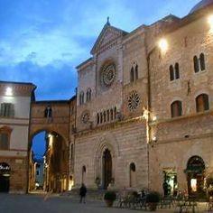 Foligno nel Perugia, Umbria
