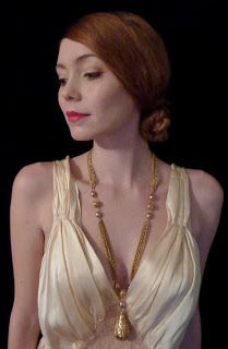 Refined Armour: 1930's, Inspired Jewelry