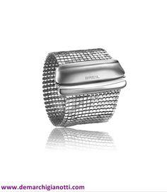 Breil gioielli   Bracciale Steel Silk - Tj1267  www.demarchigianotti.com