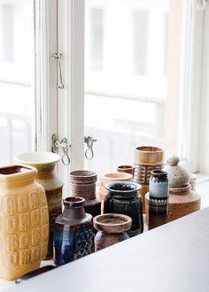 vintage ceramics..