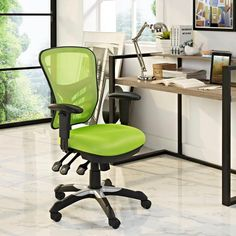 MODWAY Articulate Mesh Office Chair in