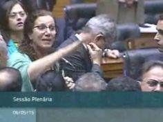 osCurve Brasil : Em bate-boca na Câmara, deputada reclama da agress...
