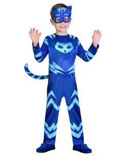 Costume da Gattoboy Superpigiamini™ per bambino  Costumi bambini e15584c29047