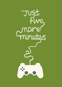 Just five more minutes! NOLA Games On Wheels give you 2-3 hours of ‪#‎gaming‬ excitement with every ‪#‎videogameparty‬! Book your party today!