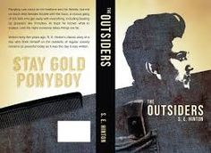 Classic book design 'The Outsiders', created by Stuart McDowell. If you are an author or you know of an author who is looking for that perfect partnership to produce an inspiring Book Cover Design or design a website to promote … Book Cover Design, Book Design, 007 Casino Royale, League Of Extraordinary Gentlemen, Adventures Of Huckleberry Finn, Book Jacket, Rich Kids, Little Pigs, Inspirational Books