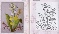 Materiales gráficos Gaby: Varias plantillas de bordados