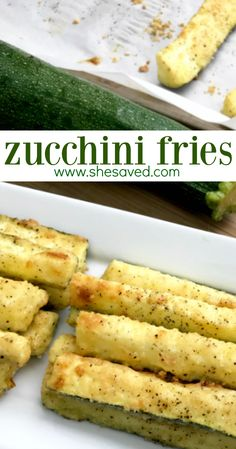 Looking for zucchini recipes? This one is so quick and easy and perfect as a snack or dinner side dish, we make this one all summer long! Pasta Side Dishes, Pasta Sides, Dinner Side Dishes, Potato Side Dishes, Healthy Side Dishes, Side Dishes Easy, Side Dish Recipes, Veggie Recipes, Easy Dinner Recipes