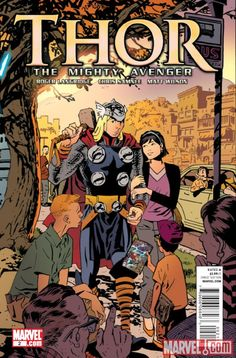 Thor: The Mighty Avenger V. 2 by Roger Langridge. Great Graphic Novels Top Ten