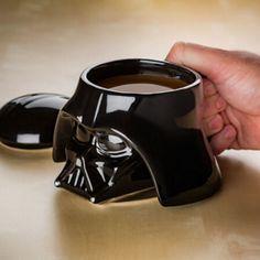 Darth Vader Porcelain Mug //Price: $27.99 & FREE Shipping //     #starwars #starwarsnerd #starwarsgeek #jedicrazy #jedi #theforce #skywalker