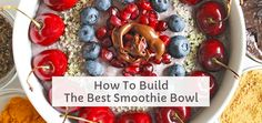 Berry Pineapple Smoothie Bowl