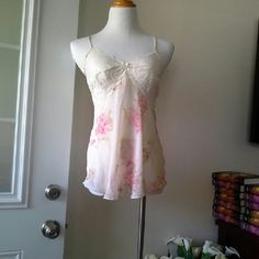 Seductive Wear by Cinema Etoile Top and pantie both. Very sexy. Excellent condition. More pretty than pictures. Its small in size. Seductive Wear by Cinema Etoile Intimates & Sleepwear