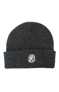 Billionaire Boys Club, BB Skully Beanie - Black - BBC - MOOSE Limited