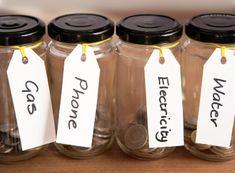 Dica rápida de finanças: vidrinho com objetivos - Vida Organizada   Dicas de organização para facilitar sua vida