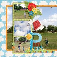 A Project by farrisjc from our Scrapbooking Gallery originally submitted 04/30/12 at 11:54 AM