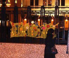 Valencia Urban Knitting http://urbanknittingvlc.blogspot.com.es/