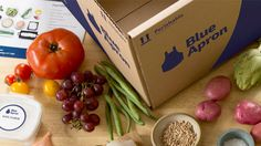 A Terrible Cook Tries Blue Apron (That cook is not me.)